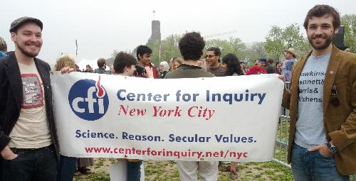 Center for Inquiry NYC Volunteers